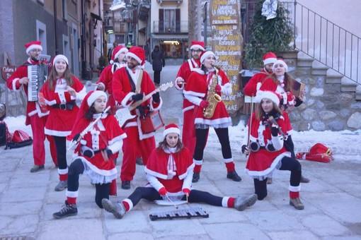 Limone: nel weekend dell'Immacolata musica e animazione al villaggio di Babbo Natale