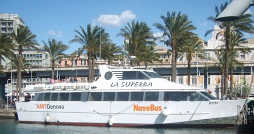 Navebus: da oggi ripresa del servizio
