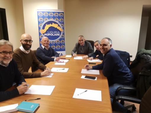 """Costa e Pisani (Liguria Popolare): """"Le liste per le regionali su tutte e quattro le province sono quasi pronte"""""""