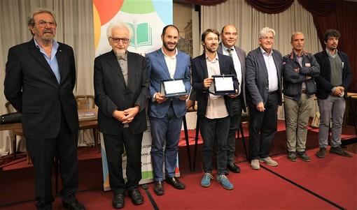 """Moncalieri: """"La Famija Moncalereisa"""" venerdì scorso ha ospitato la premiazione della XXIII° edizione di Libri da Gustare 2020"""