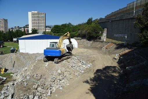 Pegli, passaggio cruciale a Tursi per il progetto del nuovo centro sportivo del Genoa