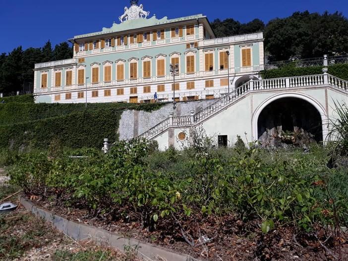 Concerto nel Teatro del Ponente a Voltri per aiutare Villa Duchessa