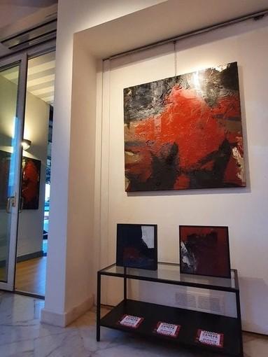 L'arte informale di Maura Canepa nel nuovo corso della galleria Cella