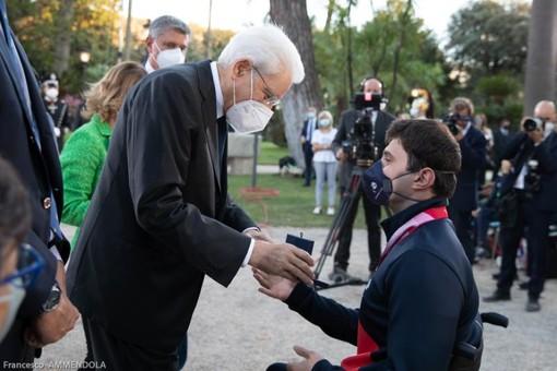 La Levante C Pegliese rende onore a Francesco Bocciardo: l'inclusione garantisce un miglior futuro per tutti (FOTO)