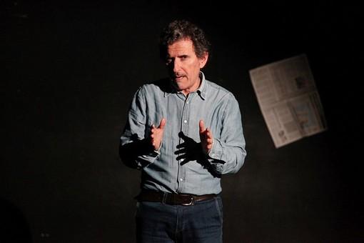 Mirco Bonomi, direttore del Teatro dell'Ortica