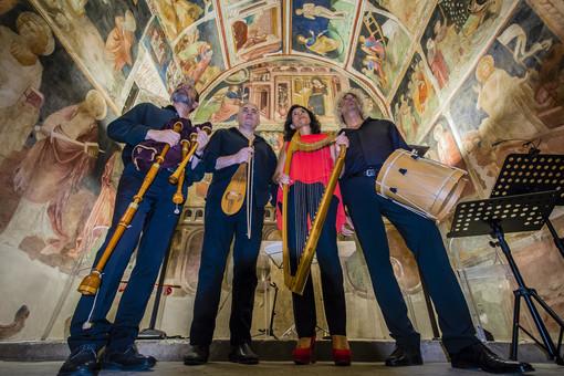 Torna la stagione musicale 'La voce e il tempo': inaugurazione con i Micrologus