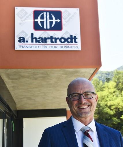 La 'a.hartrodt', oltre un secolo di storia tedesca, con 60 anni di presenza italiana ed il cuore sempre a Genova