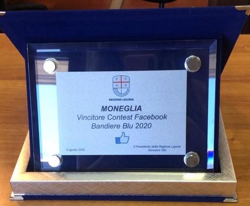 Bandiere Blu: Moneglia vince il contest della Regione Liguria
