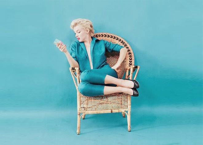 Marilyn ritratta da Milton H. Greene