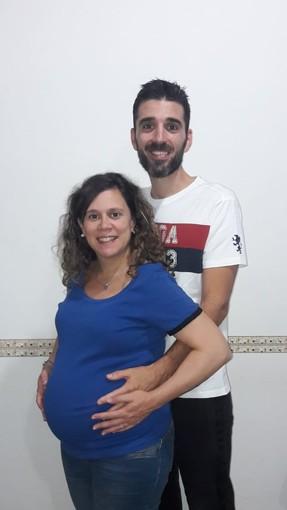Mauricio Tarsitano e la moglie Laura Cecilia Gomez