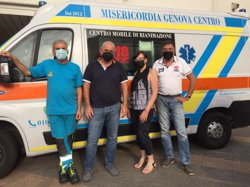"""Misericordia Genova Centro: """"La nostra missione è aiutare i bisognosi e il prossimo"""" (FOTO)"""