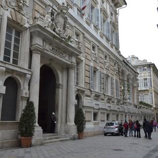 Lezioni al Comune di Genova per i partecipanti all'EMMAP di SDA Bocconi