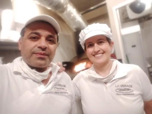 Rinuncia alla vita da impiegato per aprire il suo laboratorio di pizza napoletana