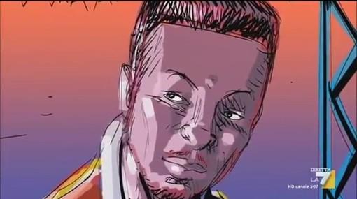 Prince Jerry: il cartoon di Makkox per ricordare il migrante suicida