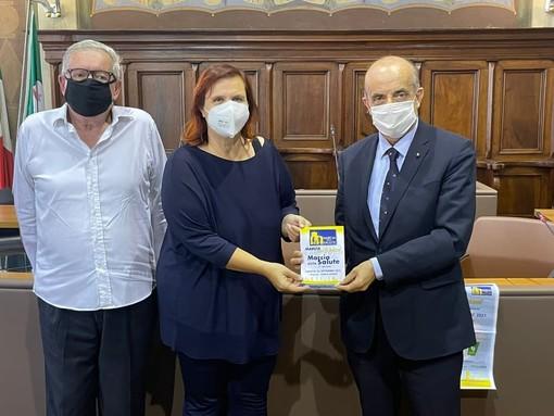 Rapallo: presentata la seconda edizione della Marcia della Salute in programma sabato 25 settembre