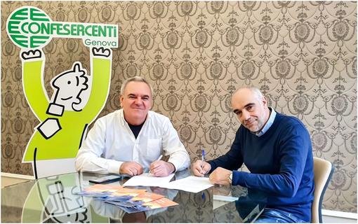 Fatturazione elettronica: Intesa Confesercenti Genova-CompEd per la diffusione alle pmi di FattApp