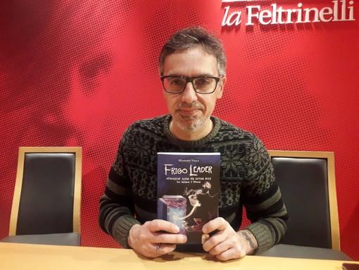 """""""Frigo Leader"""": alieni e demoni rock atterrano a Genova grazie al romanzo di Villa"""