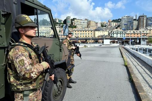"""Operazione """"Strade Sicure"""" a Genova: in un anno 60 mila controlli e 105 arresti"""
