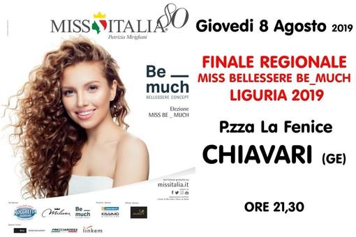 Miss Italia: a Chiavari le finali regionali