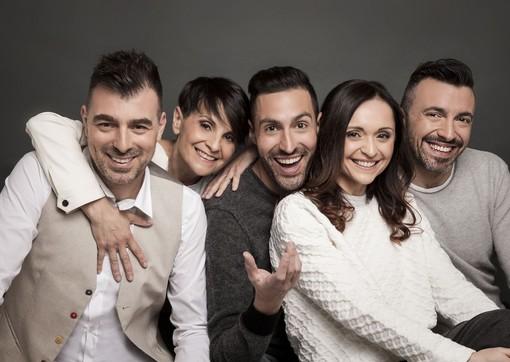 """Domenica al Porto Antico gli Oblivion risate e musica con """"The human Jukebox"""""""