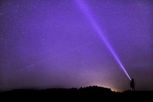 Osservatorio Astronomico del Righi: un frammento di cometa di sbriciola sopra il Mare Adriatico