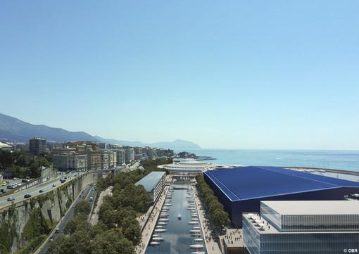 Waterfront di levante: in partenza i lavori per il nuovo Palasport