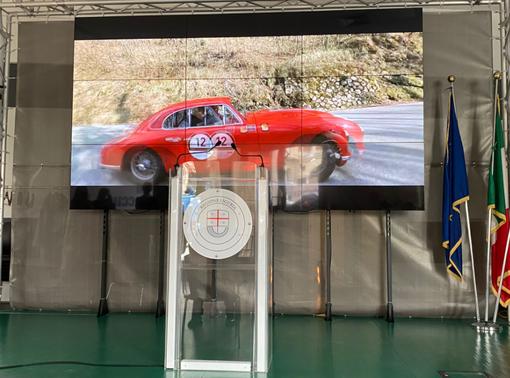 Coppa Milano-Sanremo, presentata la rievocazione storica automobilistica (VIDEO)