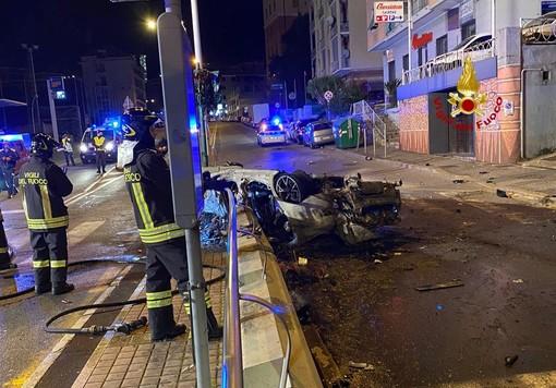 Incidente mortale nella notte in corso Europa: due vittime e un ferito