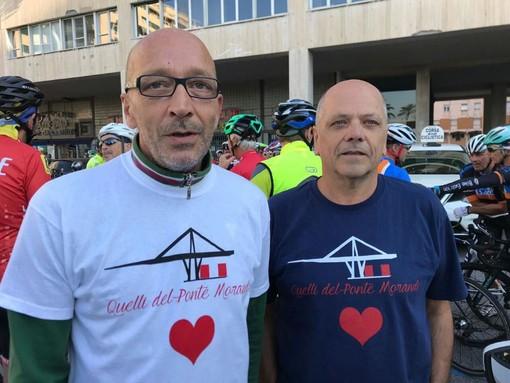 """Paolo Tosa succede a Franco Ravera alla guida della gente del Morandi: """"Sempre vicini a quelle zone e alla popolazione"""""""
