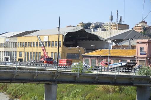 Ponte Morandi: il nuovo VIDEO del crollo sul Polcevera