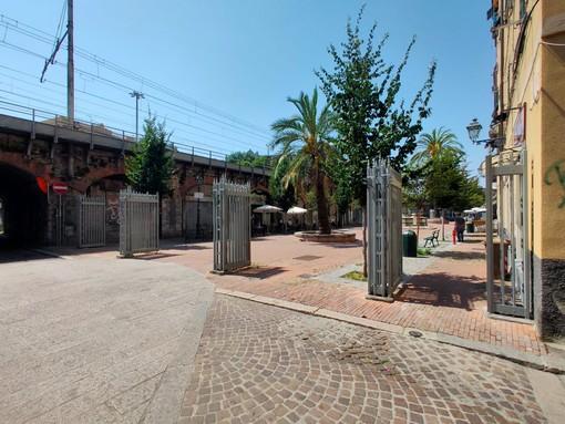 """Piazza Settembrini, l'iniziativa di Passeri (Leu) per dire: """"Le piazze non si chiudono"""""""