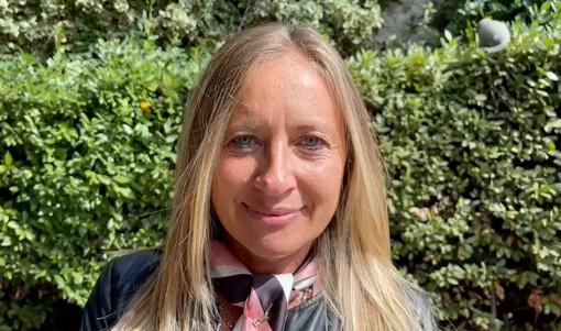 L'assessore Paola Bordilli - Genova