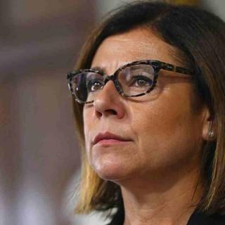 """La ministra De Micheli a Radio 24 Mattino: """"Nuovo ponte sarà gestito da Aspi"""""""
