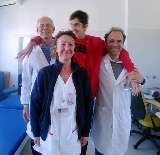 Equipe multidisciplinare del Gaslini salva un ragazzino arrivato in condizioni disperate dall'Albania