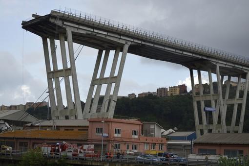 """Crollo ponte, Toninelli: """"Revoca concessione ad Autostrade"""""""