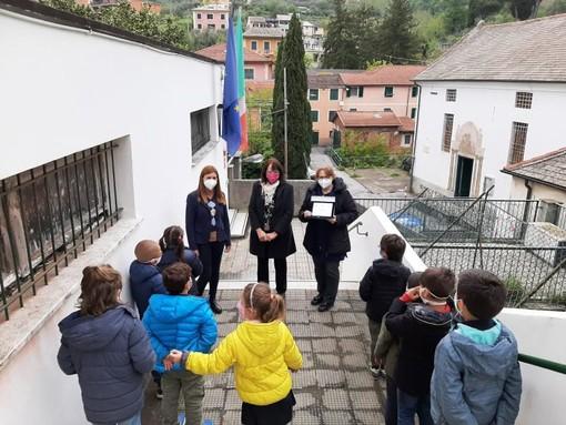 'Progetto Arcobalinea', 250 bimbi coinvolti ed è al via la consegna delle targhe in tutte le scuole (FOTO)