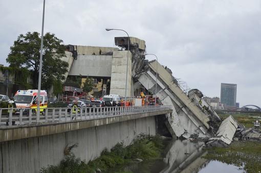 Crollo Ponte Morandi: prosegue la tragica conta delle vittime