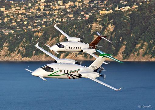 Piaggio Aerospace: firmato un contratto da 125 milioni per la manutenzione della flotta dei P.180