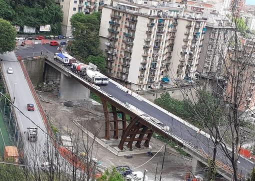 Il Ponte Don Acciai riaprirà la settimana prossima a senso unico