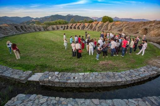 'Portus lunae art festival' giunge alla 6^ edizione, parole antiche per pensieri nuovi (FOTO)