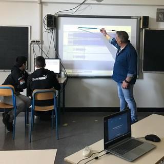 'Radio giornalino scolastico': su Radio Zena il programma degli alunni della seconda A e D dell'Istituto Molassana-Prato