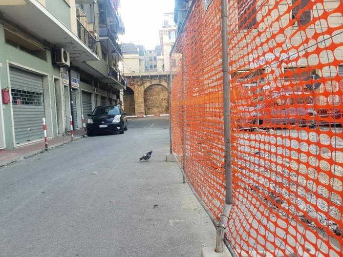 Allarme allagamenti in piazza Tre Ponti a Sampierdarena: lo lancia Fabrizio Maranini (FOTO)