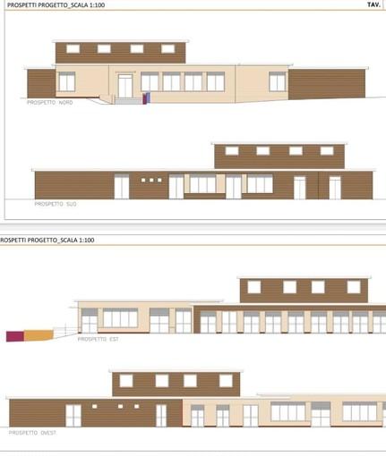 Rapallo: ampliamento scuola materna di Sant'Anna, la giunta approva il progetto di fattibilità