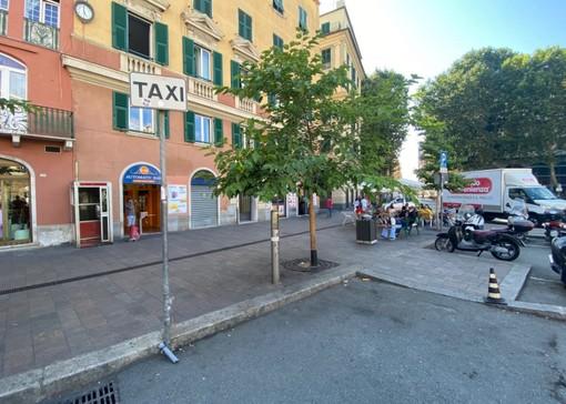 Piazza Vittorio Veneto, da salotto di Sampierdarena al caos viabile