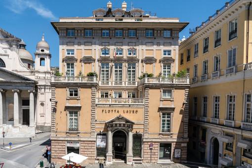 Palazzo Lauro, patrimonio dell'Unesco, apre le porte al coworking [FOTO]