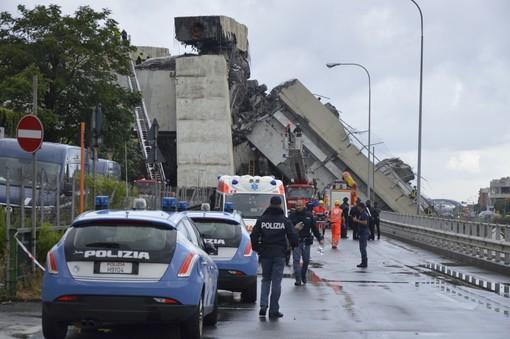 Viabilità, crollo ponte: ecco i percorsi alternativi indicati dalla polizia