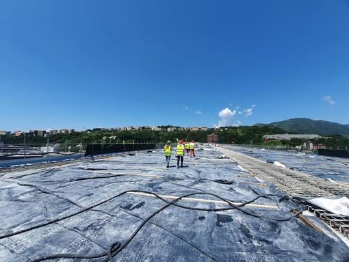Ponte di Genova: è legittimo estromettere Aspi dai lavori
