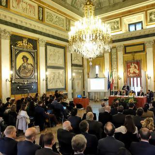 Il 'Premio Paganini' torna ad ottobre: prove eliminatorie a Palazzo Tursi