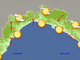 Previsioni meteo: giornata di sole su savonese e genovese
