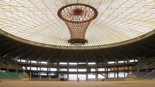 Genova '900, Una rotonda sul mare presenta la conferenza di Francesco Bacci sulla storia del Palasport di Genova